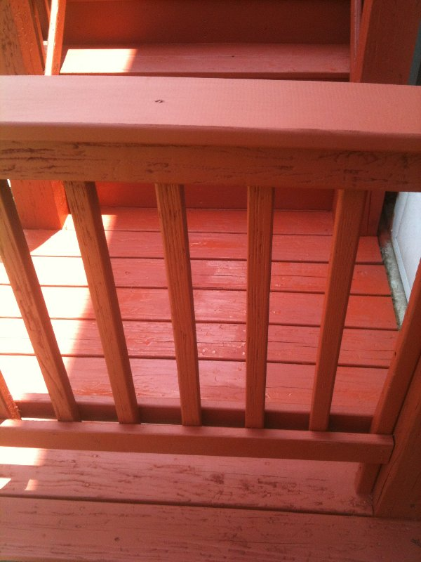 Deck Repair and Staining photo 10