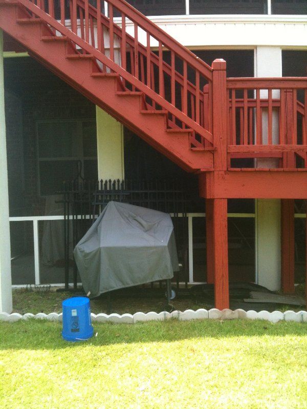 Deck Repair and Staining photo 15
