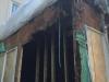 water damaget of exterior walls savannah