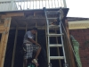 water damage to home interior exterior repair