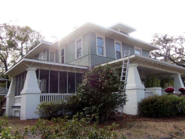 Older Home Restoration Savanna Ga