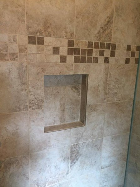 Tile Shower Repair