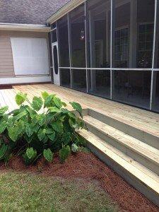 Deck Repair Savannah Ga